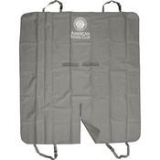 Gray - American Kennel Club Backseat Car Cover