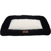 """Black - American Kennel Club Bolster Crate Pads 30"""""""