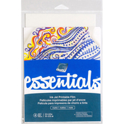 "Mat - Grafix Essentials Ink Jet Film 5.5""x8.5"" 4/Pkg"