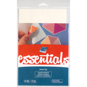 "Permanent - Grafix Essentials Artist-Tac Dot Adhesive 5.5""x9"" 4/Pkg"