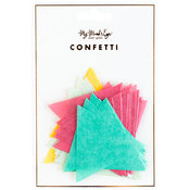 Hooray Double-Sided Confetti 100/Pkg