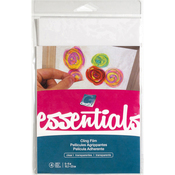 "Clear  - Grafix Essentials Cling Film 6""x9"" 4/Pkg"