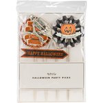 Halloween Party Picks 4/Pkg
