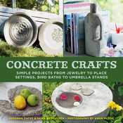 Concrete Crafts - Skyhorse Publishing
