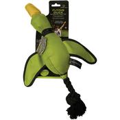 Green Duck - Hyper Pet Slingshot Flying Animal With Squeaker