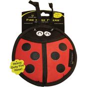 """Ladybug - Hyper Pet Firehose Flyers 6.5"""""""
