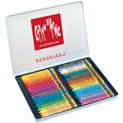 Caran d'Ache NeoColor 2 Water Soluble Wax Pastel Set 30/Pkg
