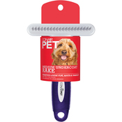 Tooth Undercoat Rake Medium