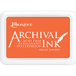Bright Tangelo - Archival Ink Pad #0