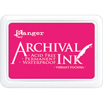 Vivid Fuchsia - Archival Ink Pad #0