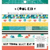 Cool Kid 6x6 Paper Pad - Crate Paper
