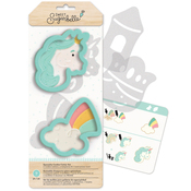 Enchanted - Sweet Sugarbelle Specialty Cookie Cutter Set 7/Pkg