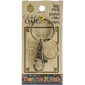 1/Pkg - Thaneeya(R) LLC Metal Key Chain 1/Pkg