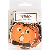 28 Pumpkins - Halloween Mini Banner 8'