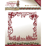 Christmas Greetings - Find It Trading Amy Design Christmas Greetings Die