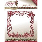 Christmas Greetings - Find It Trading Amy Design Christmas Greetings Die