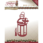 Lantern - Find It Trading Amy Design Christmas Greetings Die