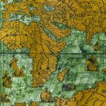 Pirate Maps Paper - Buccaneer Bay - Reminisce