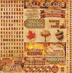 Best Of Harvest Alpha Sticker Sheet - Reminisce