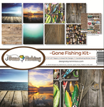 Gone Fishing Collection Kit - Reminisce