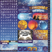 Magical Too Variety Stickers - Reminisce