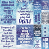 Winter Is Coming Sticker Sheets - Reminisce