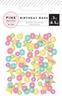 Birthday Bash Sequins - Pink Paislee