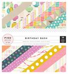 Birthday Bash 6 x 6 Paper Pad - Pink Paislee