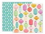 Birthday Bash Paper 3 - Pink Paislee