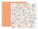 Birthday Bash Paper 5 - Pink Paislee