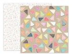 Birthday Bash Paper 6 - Pink Paislee