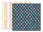 Birthday Bash Paper 8 - Pink Paislee