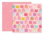 Birthday Bash Paper 12 - Pink Paislee