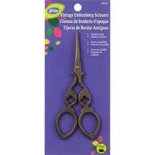 "Vintage Embroidery Scissors 4.75"""