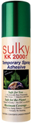 4.23oz - Sulky Temporary Spray Adhesive