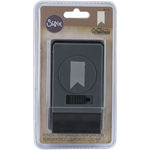 Banner - Sizzix Large Paper Punch By Tim Holtz