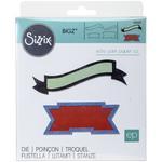 "Banners #3 - Sizzix Bigz Die By Echo Park 5.5""X6"""
