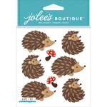 Hedgehogs - Jolee's Boutique Dimensional Stickers