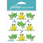 Cutesy Frogs - Jolee's Boutique Dimensional Stickers