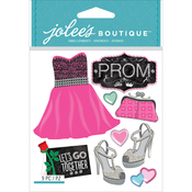 Prom - Jolee's Boutique Dimensional Stickers