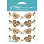 Wedding Banner - Jolee's Boutique Dimensional Stickers