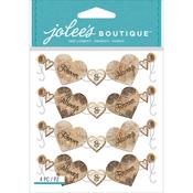 Wedding Banner - Jolee's Boutique Dimensional Stickers