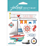 Sailing - Jolee's Boutique Dimensional Stickers