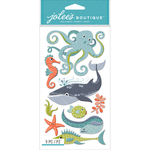 Ocean Animals - Jolee's Boutique Dimensional Stickers