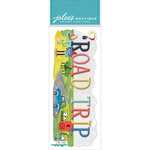 Road Trip - Jolee's Boutique Title Waves Dimensional Stickers