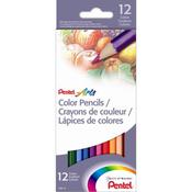 Assorted Colors - Colored Pencils 12/Pkg