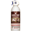 Saddle Brown - Upholstery Spray Fabric Paint 8oz DEVAL PRODUCTS-Upholstery Spray Fabric Paint. A great way to permanently add color to your upholstered furniture. This package contains one 8 oz can of paint. Color: Midnight Black. Nontoxic. Conforms to ASTM D 4236. Made in USA.