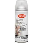 Matte Finish Aerosol Spray 11oz