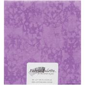 """Purple Texture - Fabric Palette Precut 18""""X21"""" 1/Pkg"""