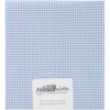 Blue Gingham - Fabric Palette Precut 18 X21  1/Pkg Fabric Editions-Fabric Palette Precut. Perfect for small craft projects or pillows! This package contains one 100% cotton 18x21 inch precut. Comes in a variety of solid or printed colors. Each sold separately. Patterns and colors subject to change without notice. Imported.